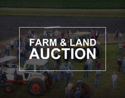 farm and land auction