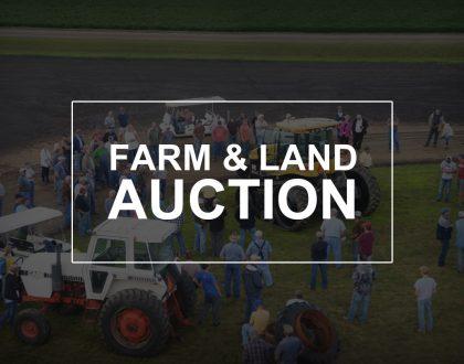farm and land auction